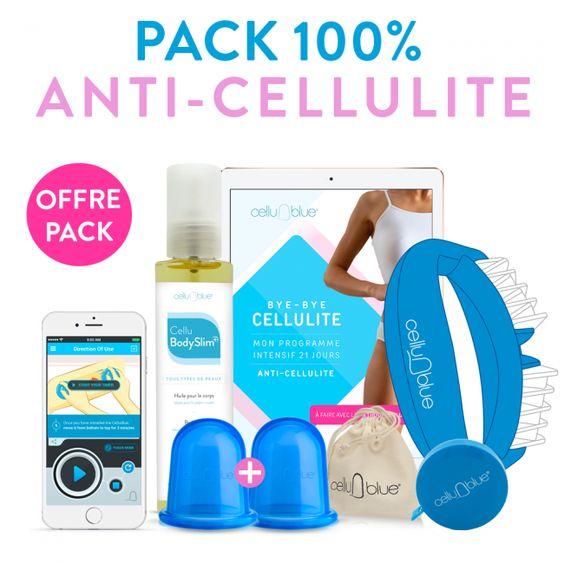 Pack 100% Anti-Cellulite
