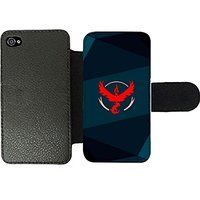 Cheap Pokemon Go - Team Valor Wallet Phone Case Samsung Galaxy S3 sale