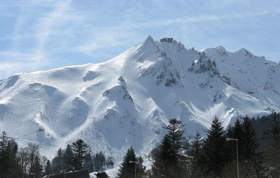 Le Puy De Sancy Pictures to pin on Pinterest
