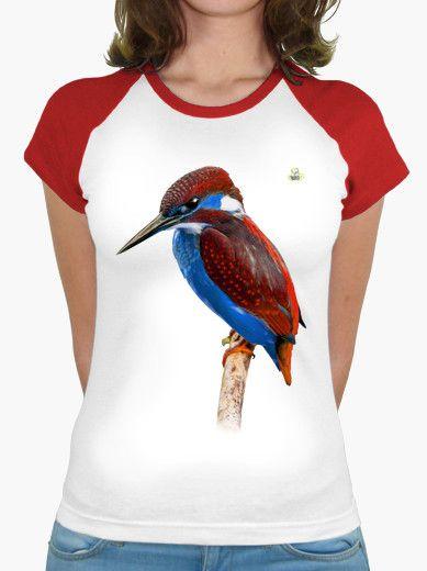 Camiseta Pájaro carpintero rojo Camiseta mujer, estilo béisbol  19,90 € - ¡Envío gratis a partir de 3 artículos!