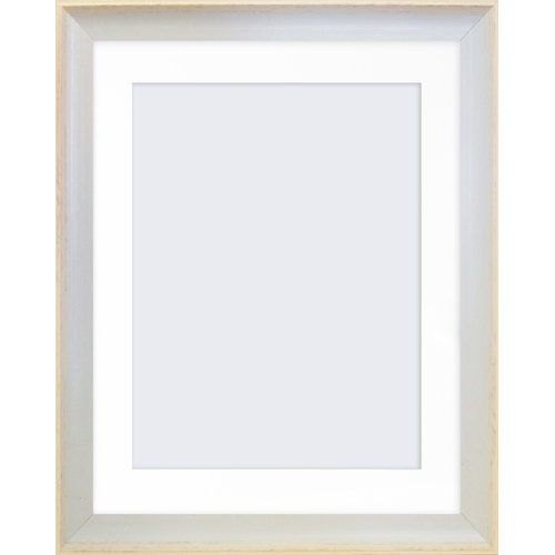 Routh Picture Frame 17 Stories Colour Pastel Blue Photo Size 16 X 12 Painted Picture Frames White Picture Frames Deep Picture Frames