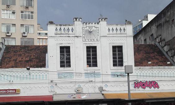 Relógio de Sol, Curitiba