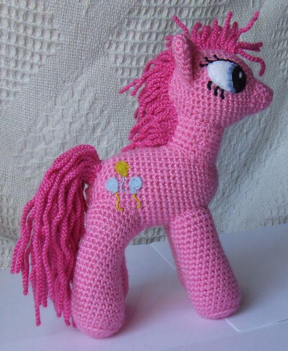 My Little Pony Amigurumi Pattern Free : Pinterest The world s catalog of ideas