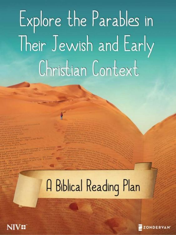These daily readings are designed to help you understand the teachings of the Bible in its original cultural context & will help bring Scripture to life by providing a fresh understanding to familiar passages.   This 21-day reading plan is built from the NIV First-Century Study Bible by Zondervan.