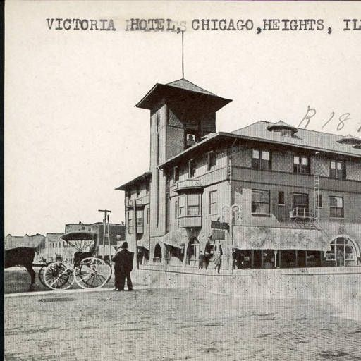 1961 Victoria Hotel Chicago Heights Illinois Usa Pinterest