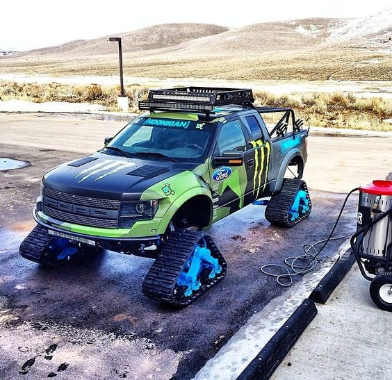 Ken Block Ford Raptor