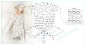 Sidney Crafts: Tunika s krásnou grafikou ...