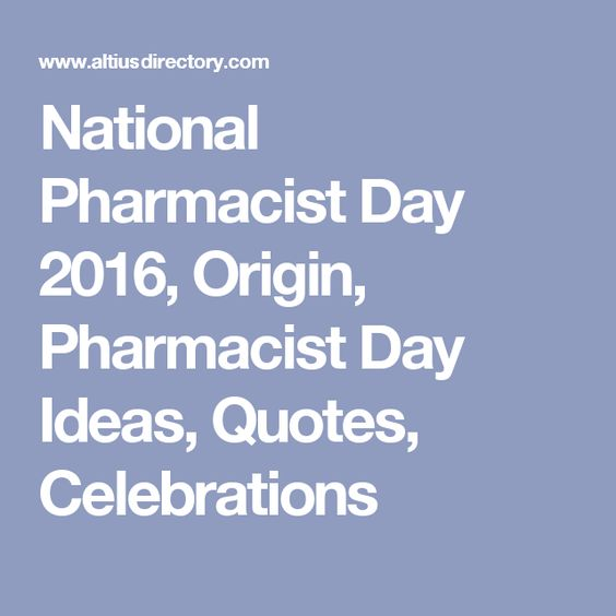National Pharmacist Day 2016, Origin, Pharmacist Day Ideas, Quotes - rite aid pharmacist sample resume