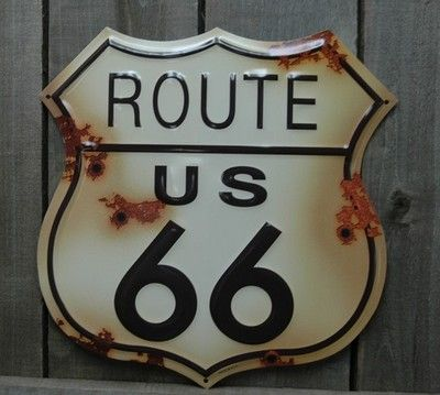 Oh my--Wish I were driving on Route 66!