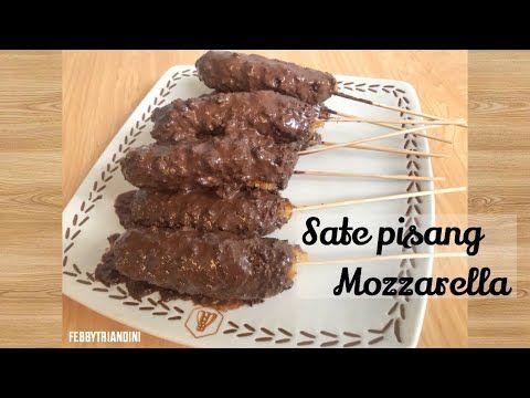 Sate Pisang Mozzarella Youtube Makanan Makanan Dan Minuman Resep Makanan