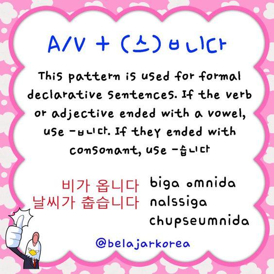 tata bahasa korea (saungkorea.com)