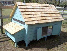 Chicken Coop Plans Easy DIY Backyard Barnyard by FreshEggsDaily, $20.00