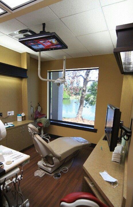 Dental Tv Ceiling Mount And Tvs On Pinterest