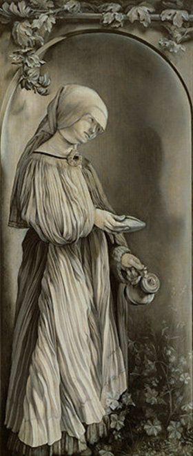 Mathias Grünewald: Hl. Elisabeth von Thüringen. 1509/10