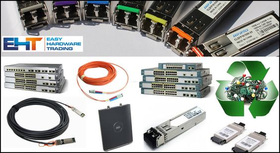 If you are looking for the affordable and efficient electronic communication hardware devices, such as Cisco, HP, Nortel, Juniper SFP; then you can find the most distinctive product stock at Easy Hardware Trading.