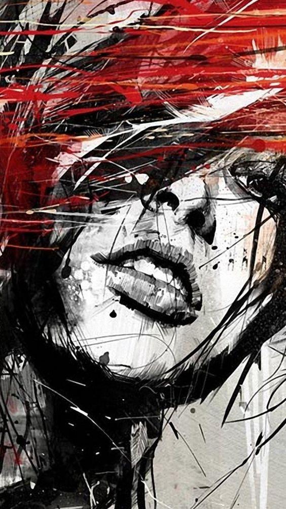 Anduve tus líneas...Todas sin excepción... Hasta las líneas de tus cicatrices