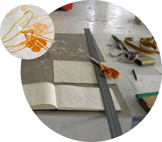 Service /  Gabriela Munagorri work process / Process detail