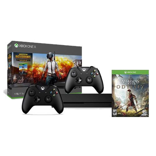 Does xbox one x play blu ray
