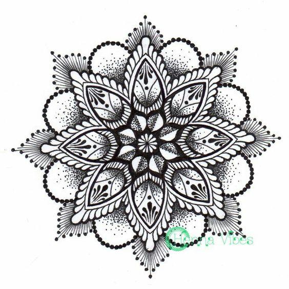 Like tattoo ideas pinterest mandalas blume und tattoo ideen