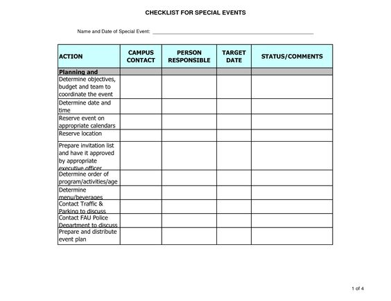 Work Plan Spreadsheet Examples With Tasks Event Planning Budget