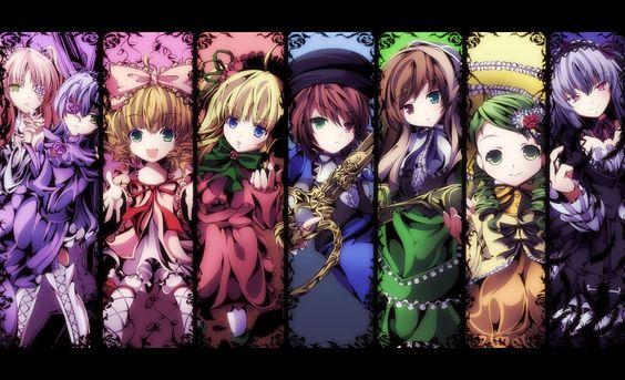 Rozen Maiden :)