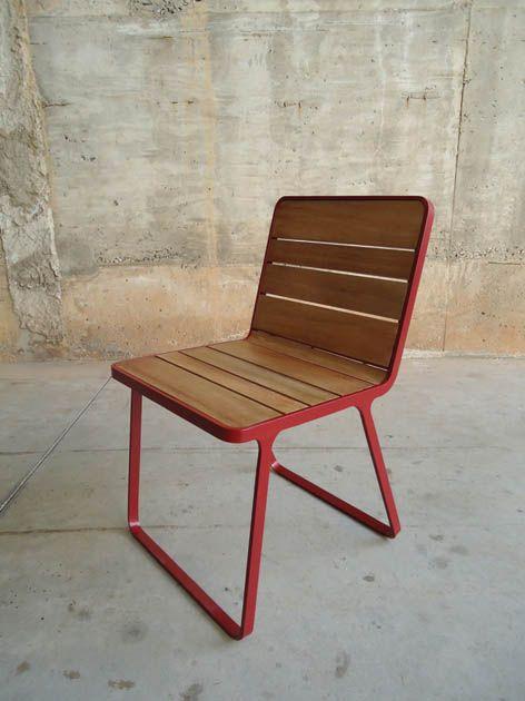 Ovoo - Cadeira Gaia Madeira