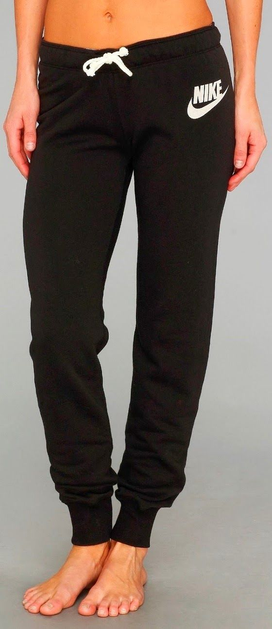 Brilliant Women Hot Fashion Black PU Lounge Jogging Pants With Pockets Faux