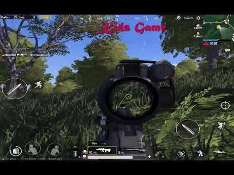 Pubg Mobile First Solo Gameplay Fpp Win 47 Ios Gameplay Maps Sanhok