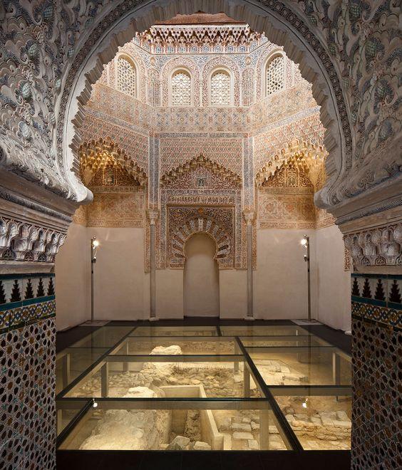 La Madraza de Granada 1349 - Renaissance Art