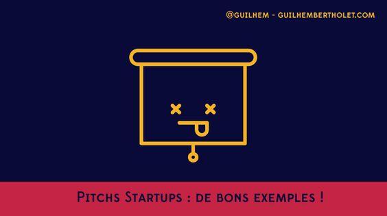 Que mettre dans une présentation de pitch de startup ? (+ qq exemples de startups qui ont levé)