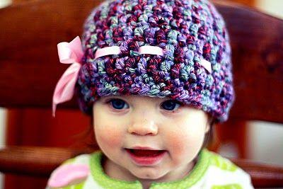 Quick little hat:
