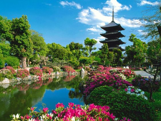 Jardínes Orientales