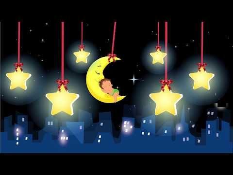 موسيقى لنوم الاطفال موسيقى هادئة لتنويم الاطفال موسيقى نوم الاطفال Nighty Night Lullaby Youtube Youtube