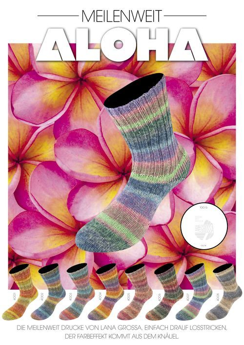 Meilenweit 100 - aloha