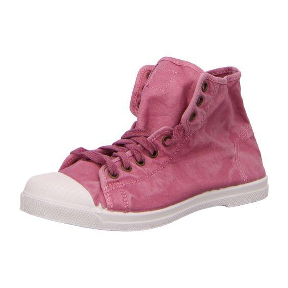 NEU: Natural World Sneaker Schnürer BotaSportEnzimatic - 107E-603 - rosa enzimatico -