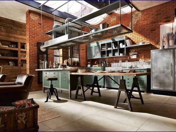 ... idea 4 arredamento vintage industriale industrial style idee da