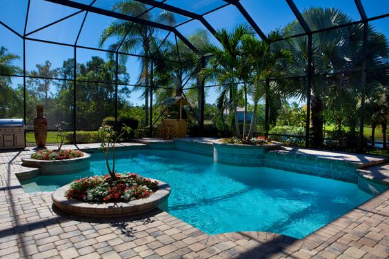 Florida Enclosed Pools Google Search Dream Home Pinterest Florida Search And Pools
