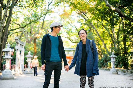 結婚式まであと少し(打ち合わせからのプチエンゲージメントフォト)@結婚写真 - ○○しゃしんのじかん http://blog.goo.ne.jp/moriken_photo/