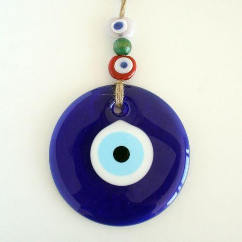 12cm Lucky Evil Eye Nazar Boncuk Turkish Greek Hanging Good Luck Protection