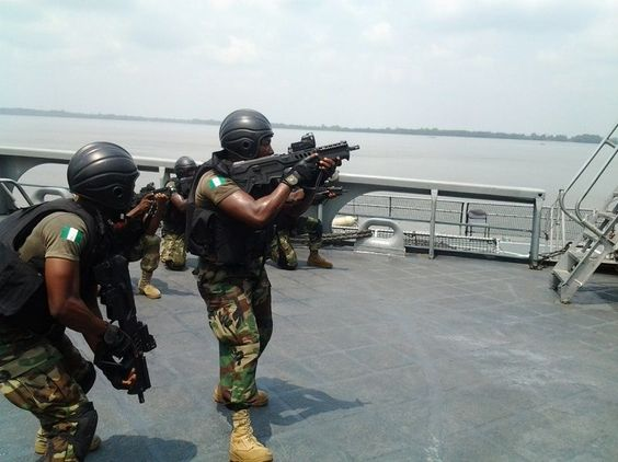 Updated Gear For Nigerian Army
