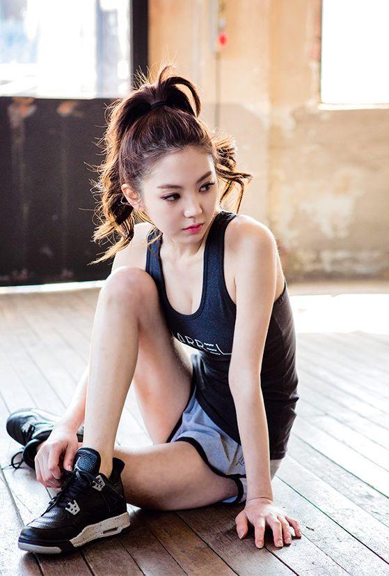 Korean Models — Chae Eun
