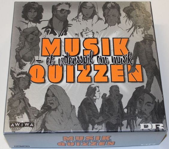 Musik Quizzen