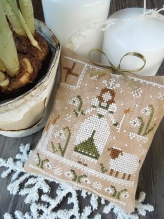 The Little Stitcher: Winter Story