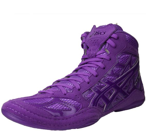 SS9 Tigershock Limited Edition wrestling shoes are the ...