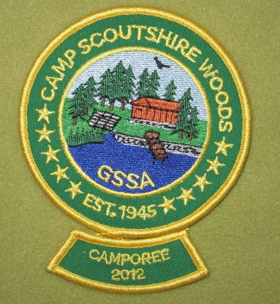 Girl Scout Southern Appalachia Camp Scoutshire Woods Camporee ...
