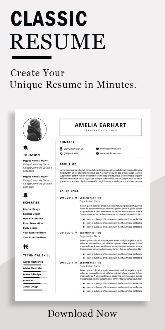 Resume Template Instant Download Professional Resume Template Resume Template Word Modern Resume Template Resume Writing Cv Template In 2020 Microsoft Word Resume Template Resume Template Resume Template Professional