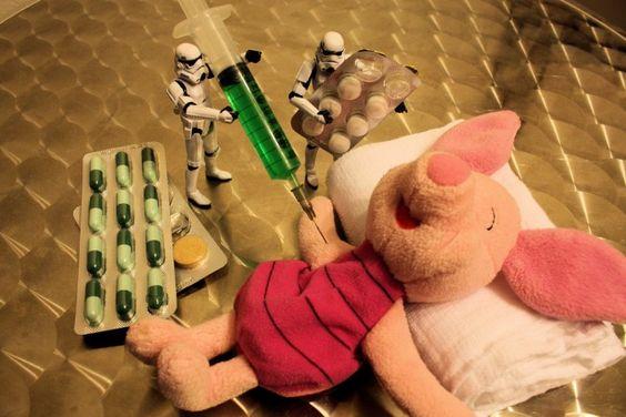 #SW #StarWars #pooh