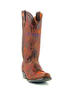 Gameday Boots Men's Clemson University Boot