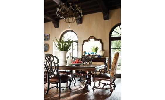 hooker dining room orange county dining room furniture marge carson