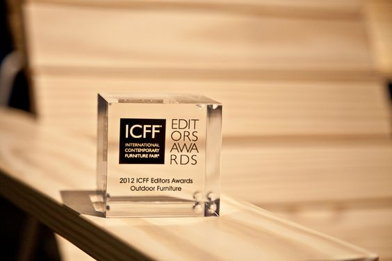 Council won the ICFF 2012 Editors Award for Outdoor Furniture.